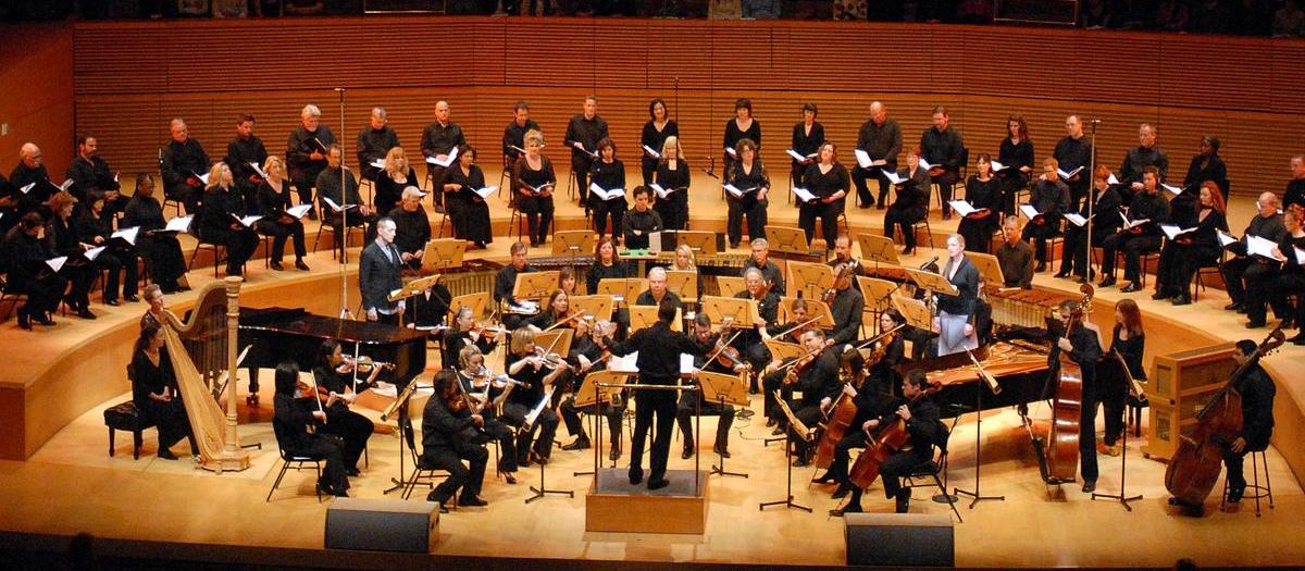 Los Angeles Master Chorale Tickets