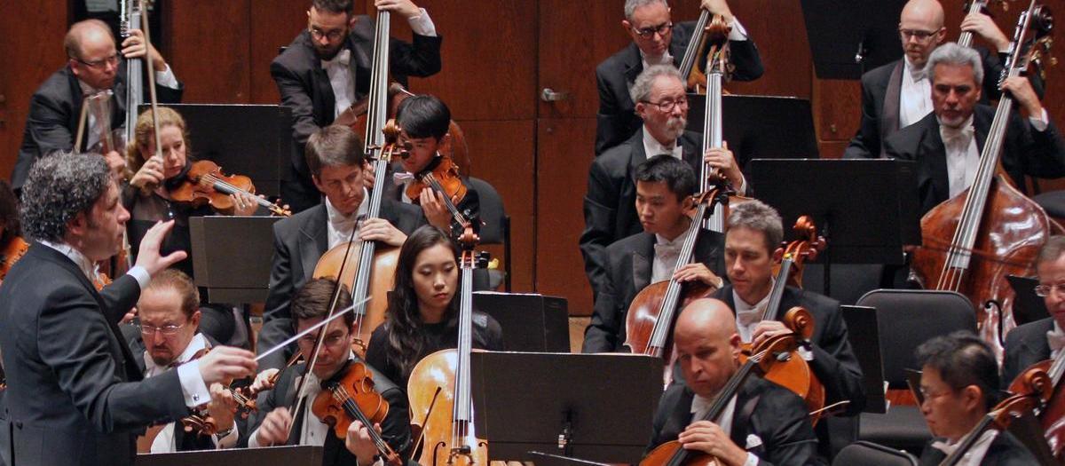 Los Angeles Philharmonic Parking Passes
