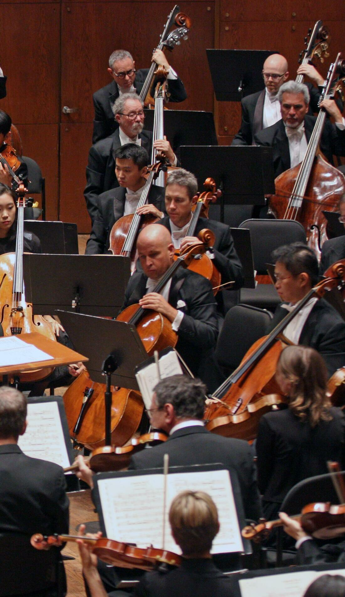 A Los Angeles Philharmonic live event