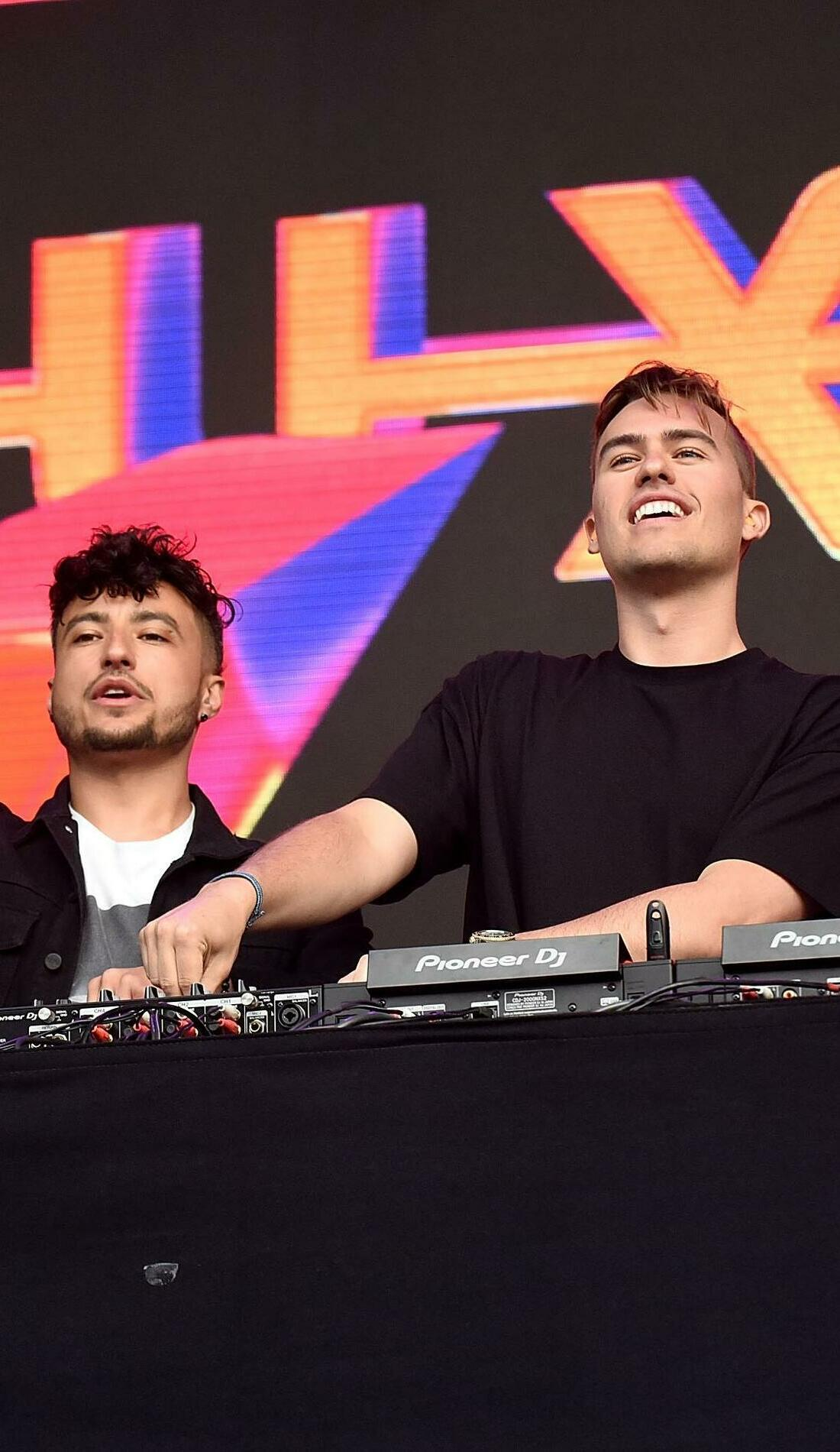 A Loud Luxury live event