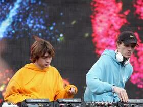 Louis The Child with Jai Wolf