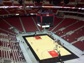 Albany Great Danes at Louisville Cardinals Basketball