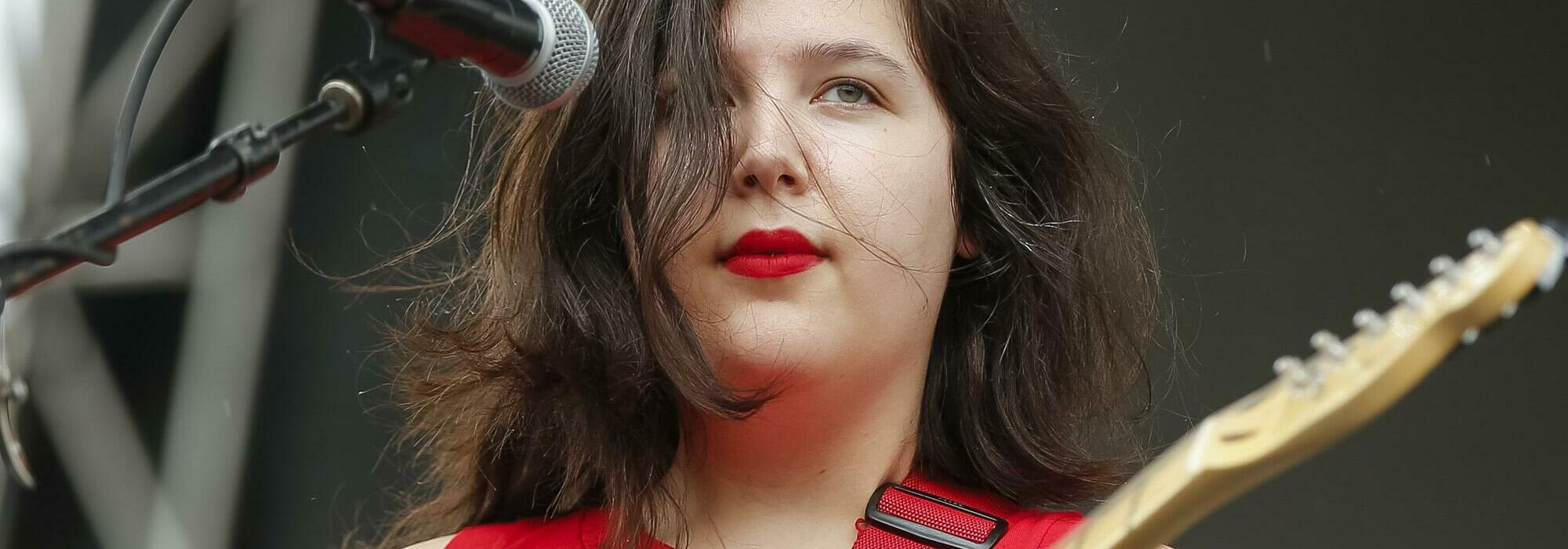 A Lucy Dacus live event