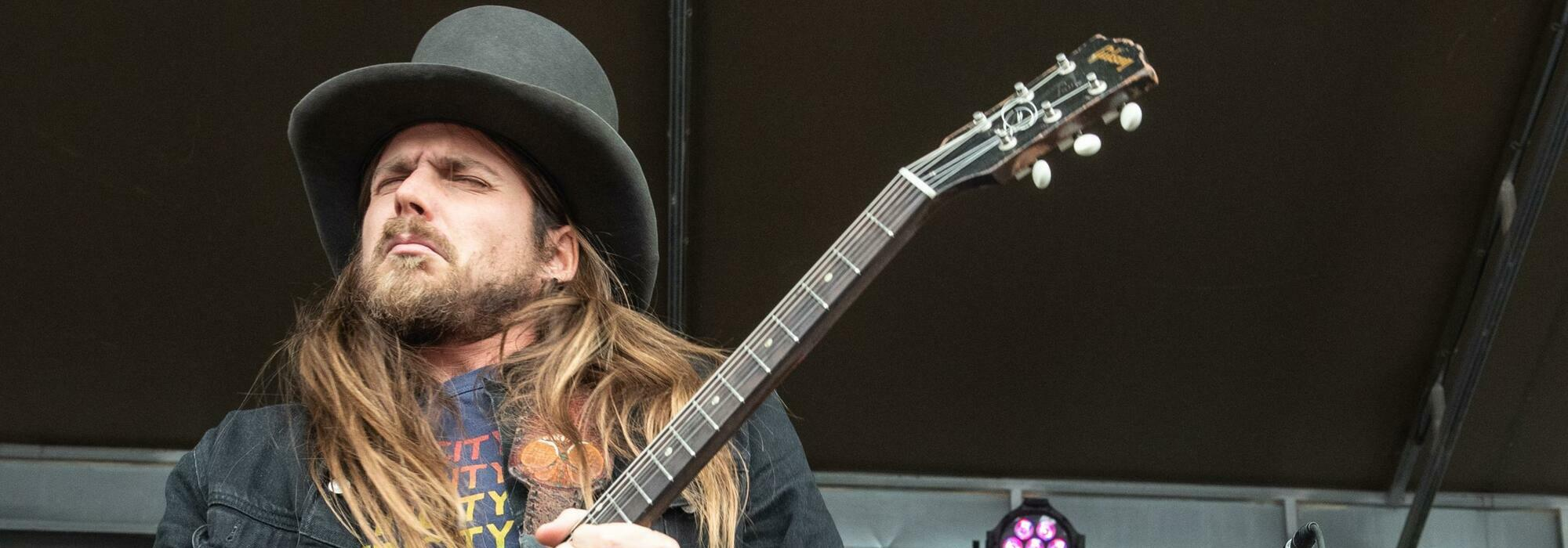 A Lukas Nelson & Promise of the Real live event