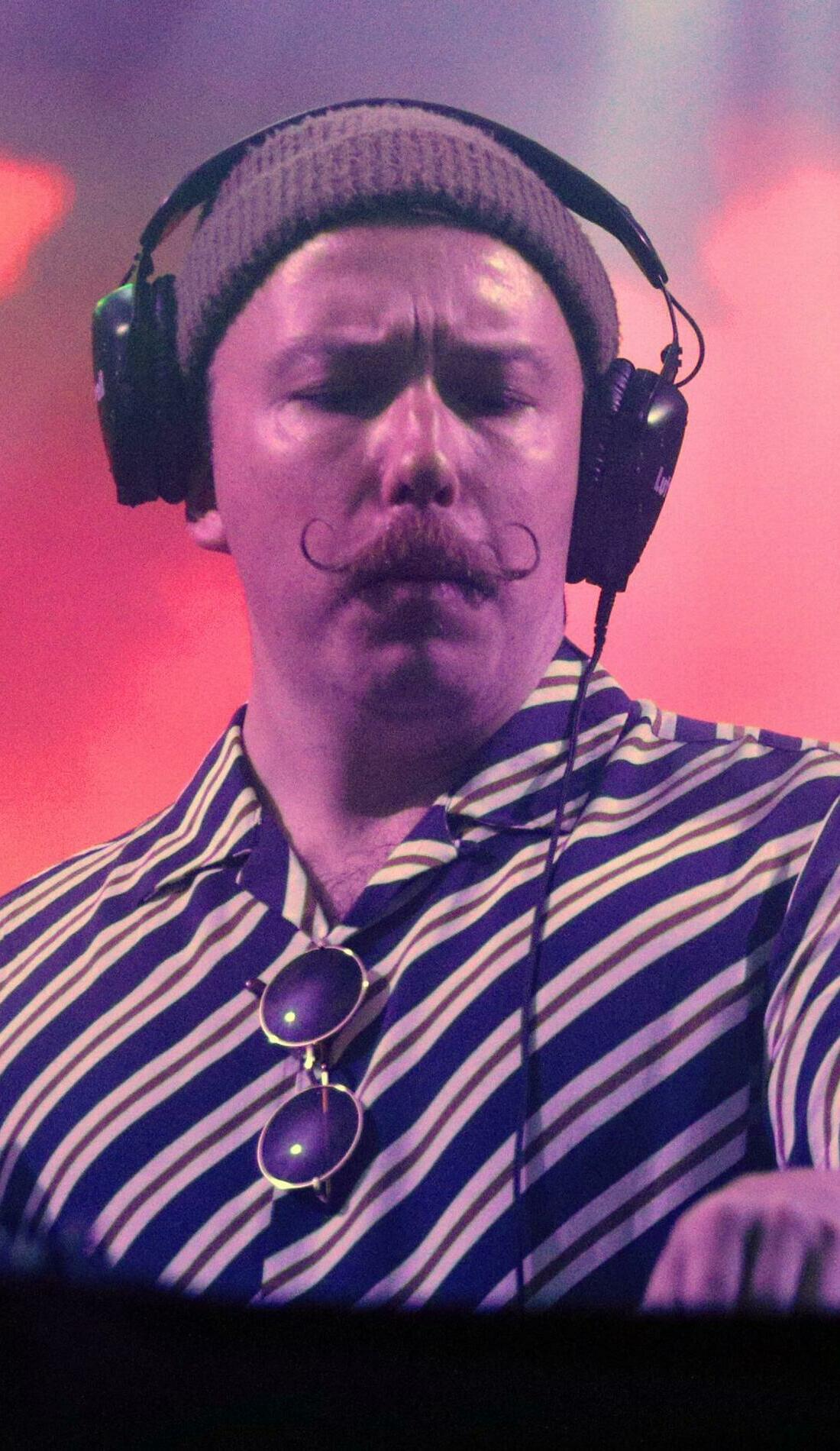 A Luttrell - DJ live event