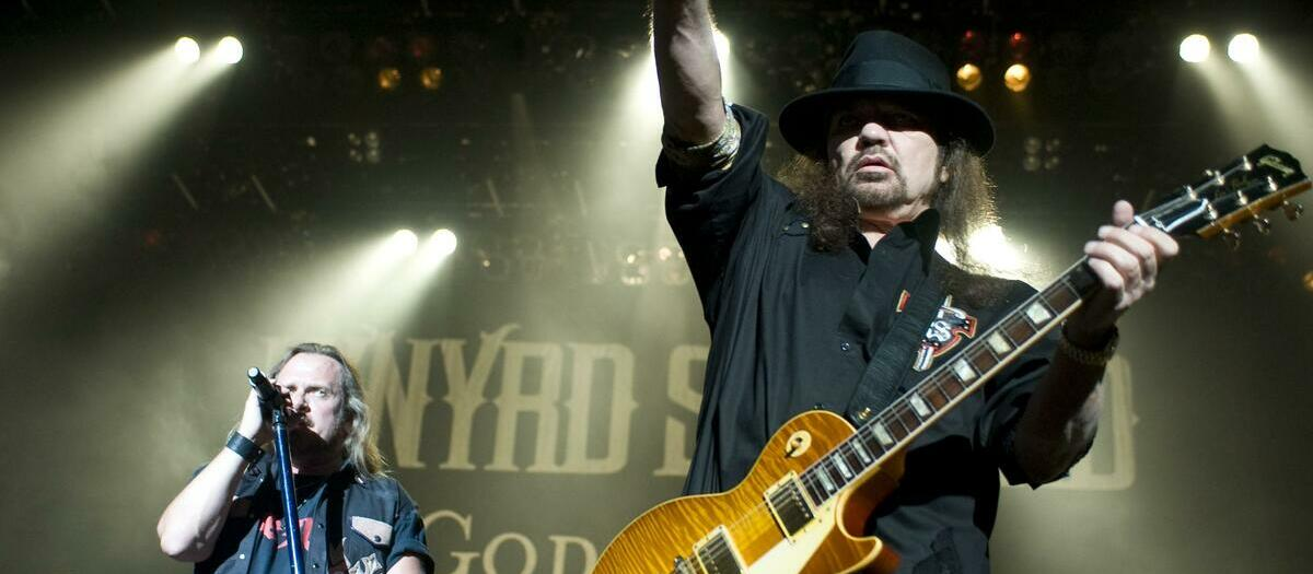 Lynyrd Skynyrd Parking Passes