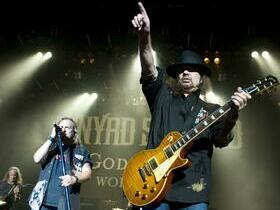 Advertisement - Tickets To Lynyrd Skynyrd