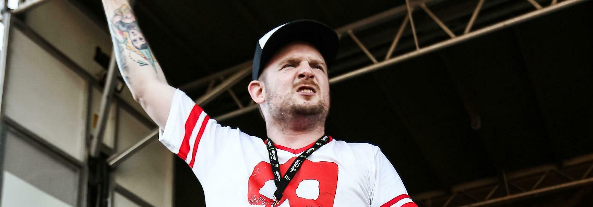 A Mac Lethal live event