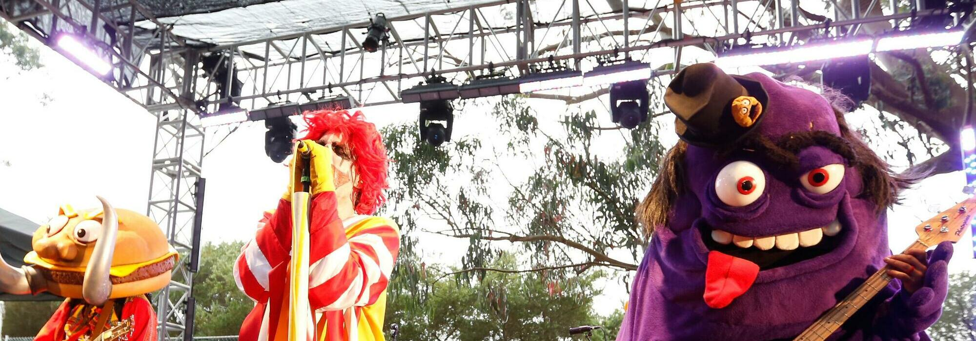 A Mac Sabbath live event