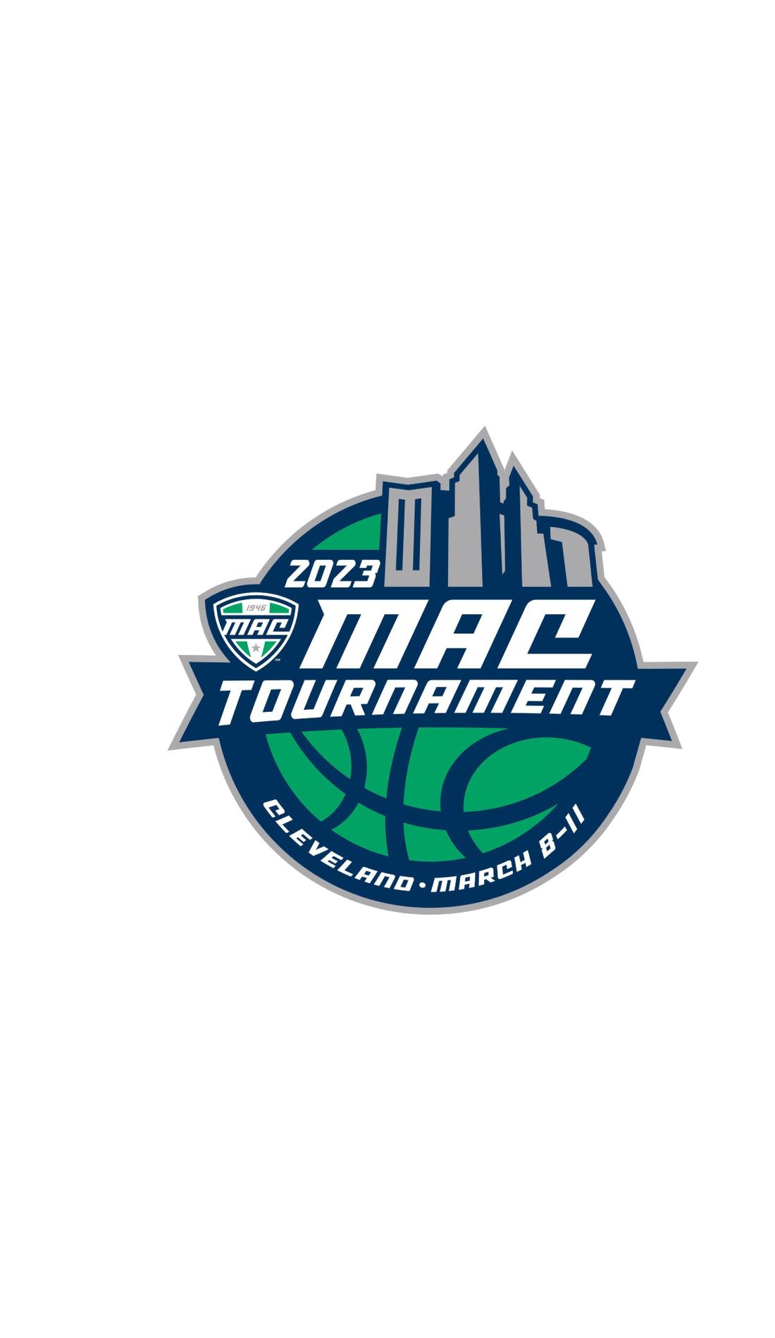 A MAC Women's Basketball Tournament live event