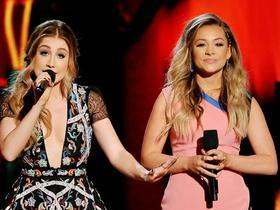 Maddie & Tae with Avenue Beat