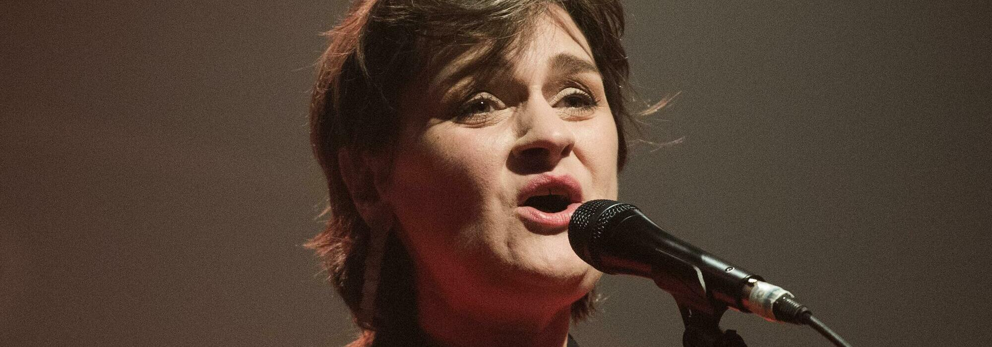 A Madeleine Peyroux live event