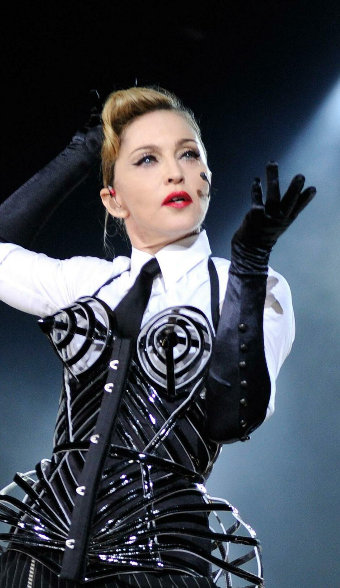 A Madonna live event