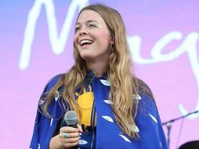 Maggie Rogers with Now, Now