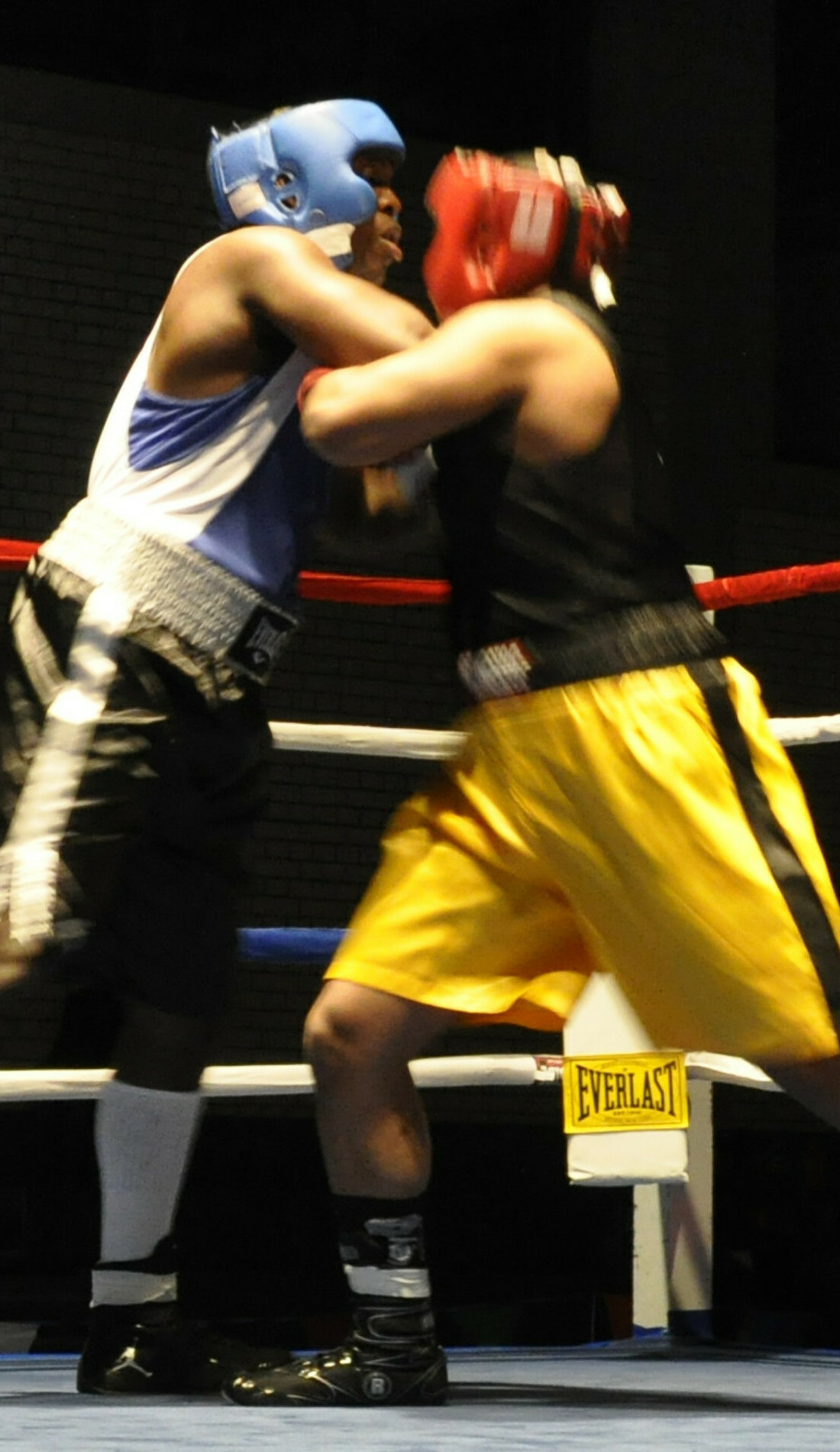 A Main Events Boxing live event