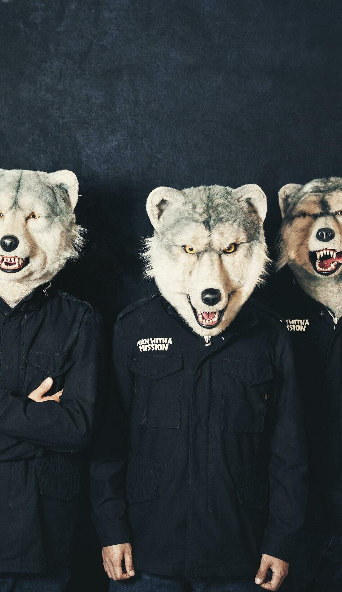 A Man With A Mission live event