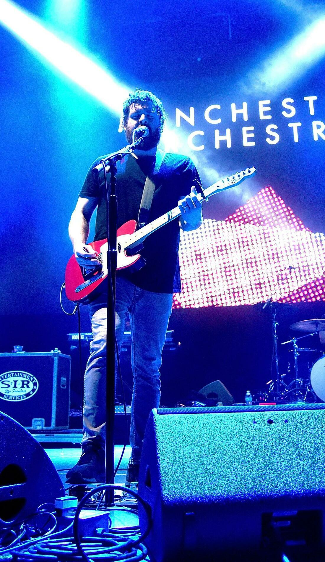 A Manchester Orchestra live event