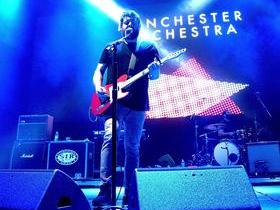 Manchester Orchestra with Tigers Jaw
