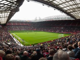 Advertisement - Tickets To Manchester United