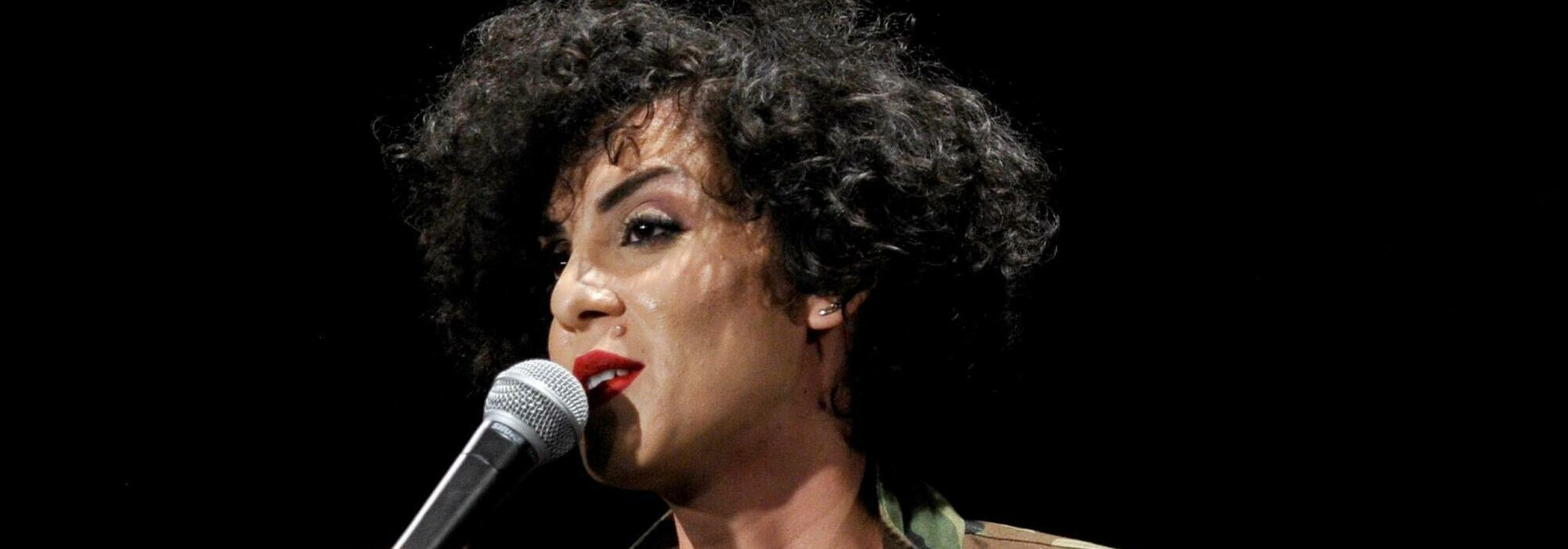 A Marcella Arguello live event