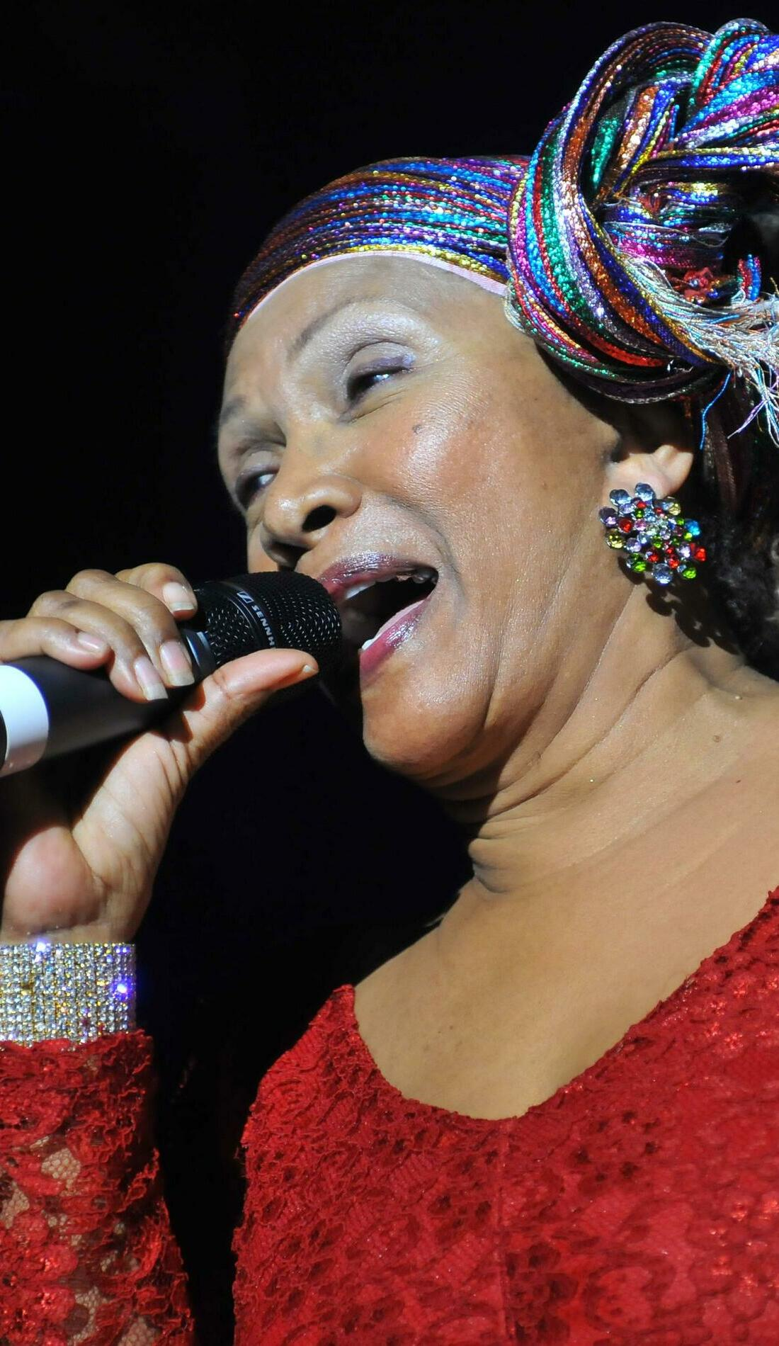 A Marcia Griffiths live event