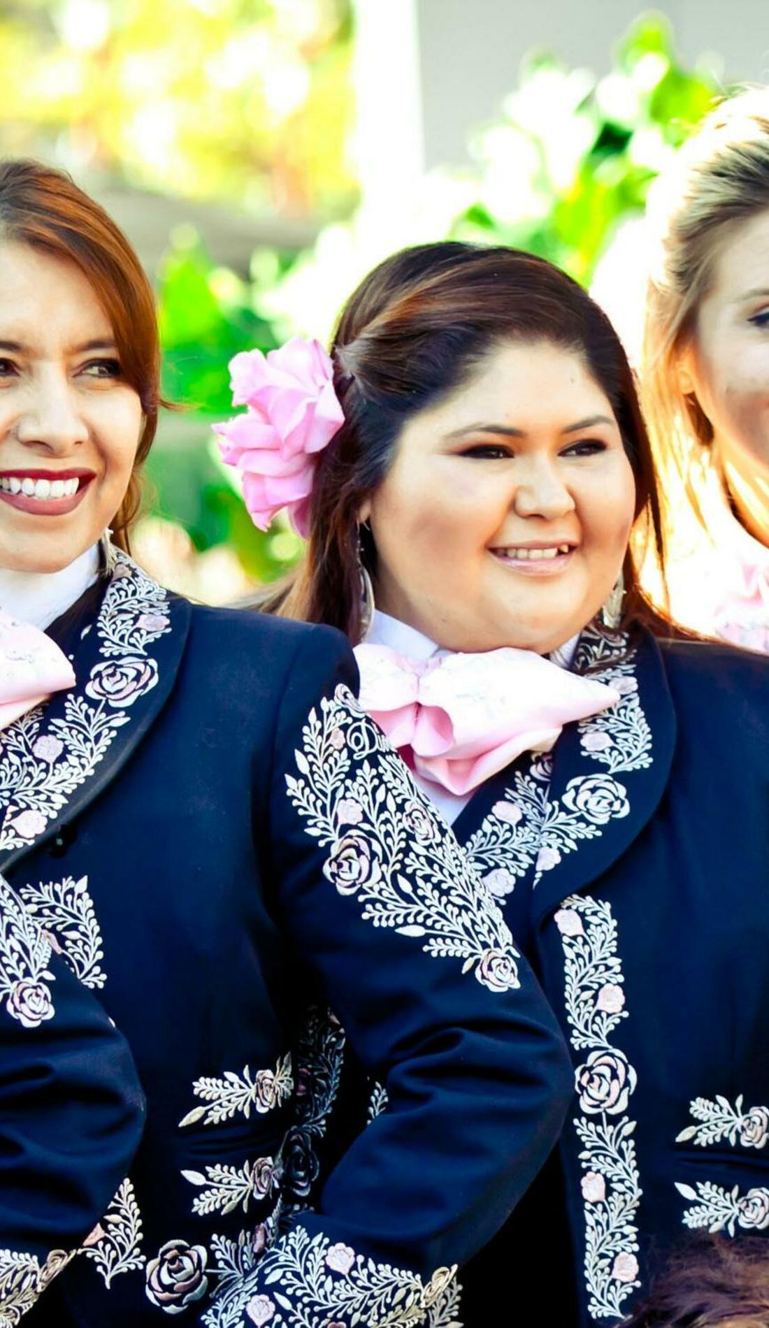 A Mariachi Divas live event