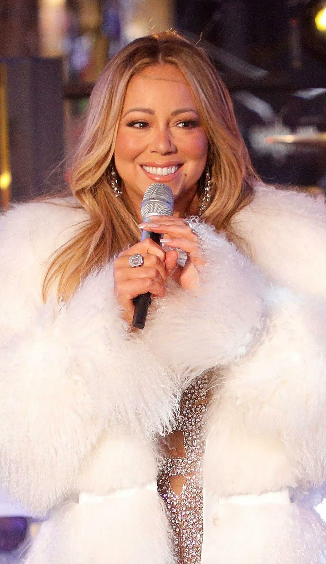 A Mariah Carey live event