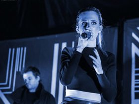 Marian Hill with VERITE and Andrew Marshall and Shaed