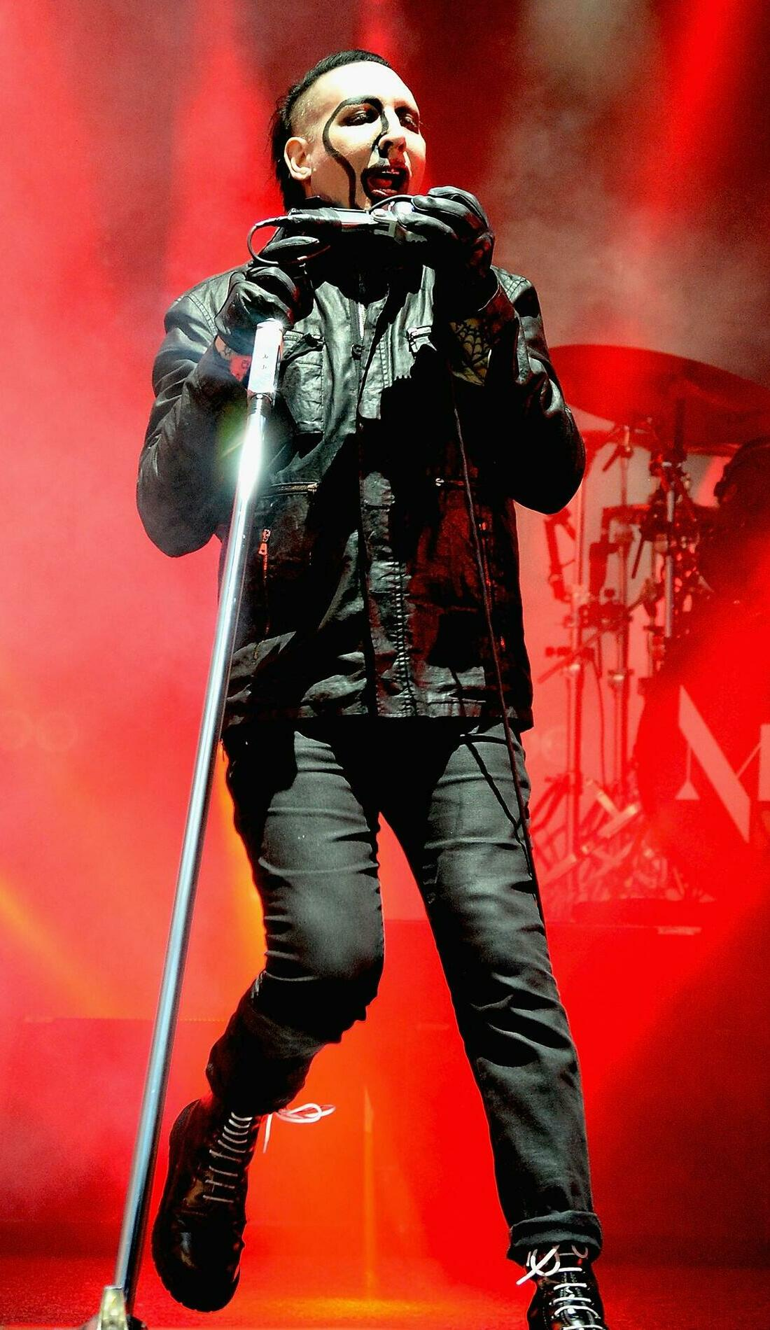 A Marilyn Manson live event