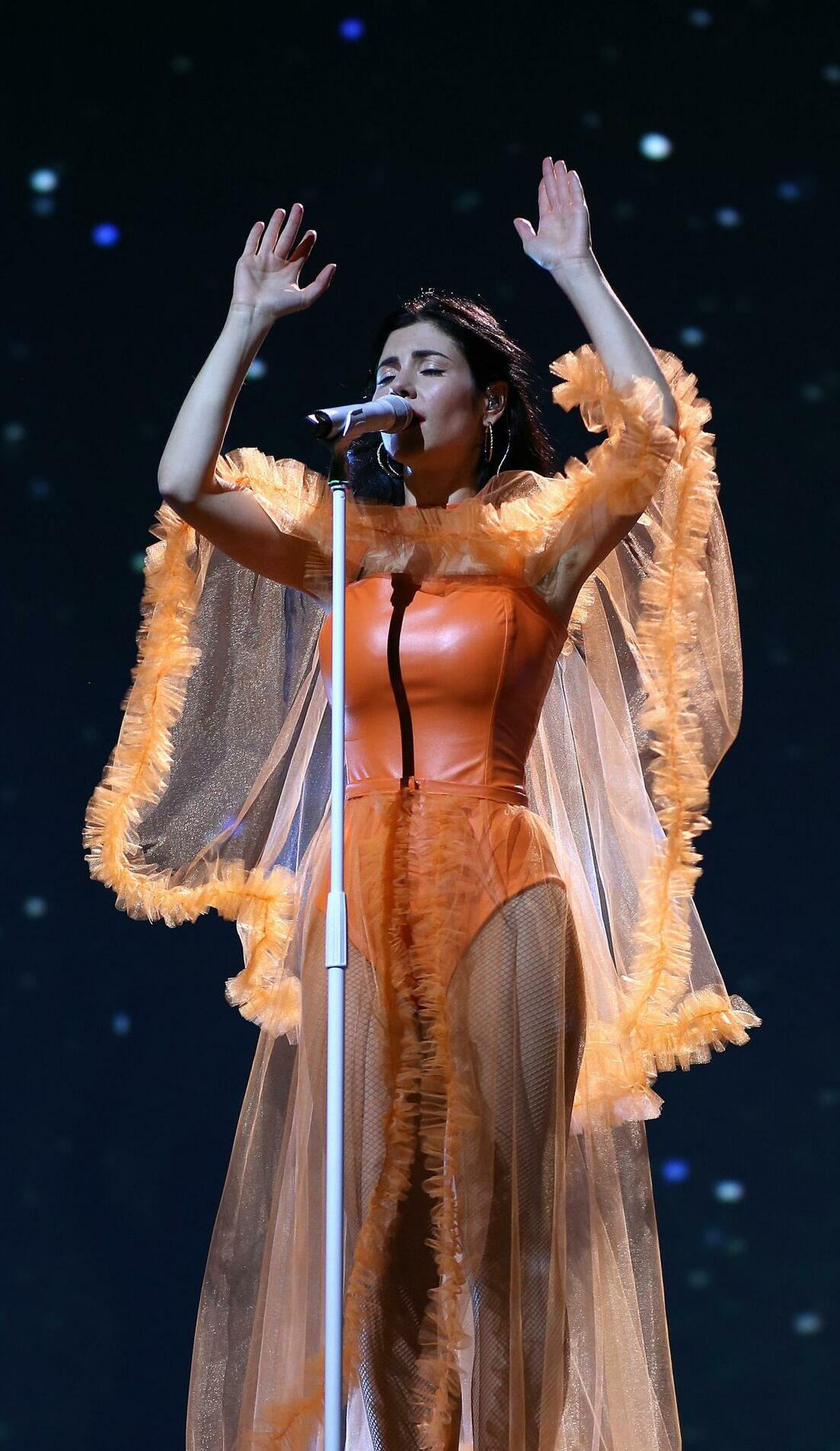A Marina live event