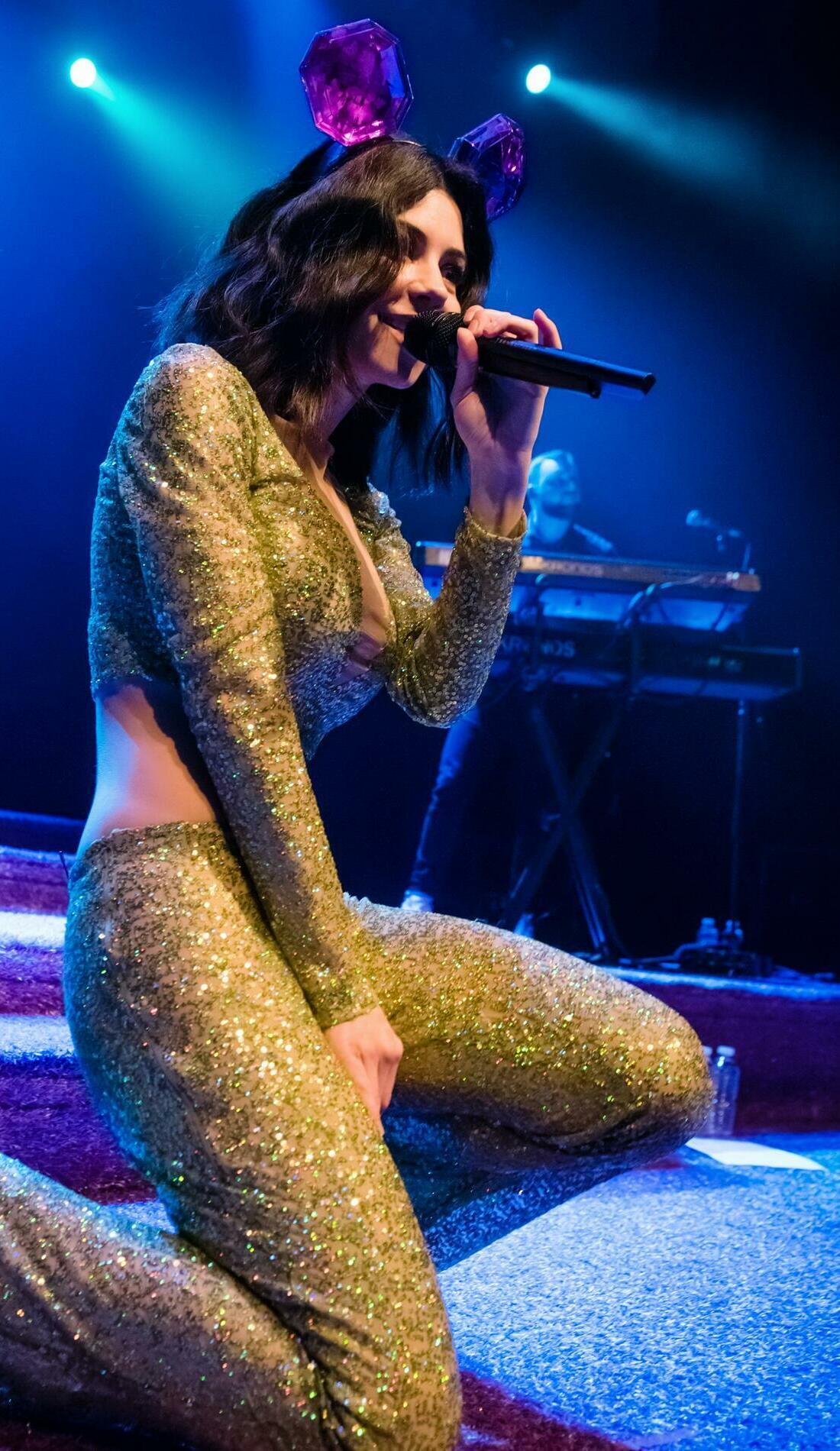 A Marina And The Diamonds live event