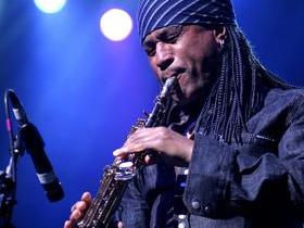 Marion Meadows with Marc Antoine