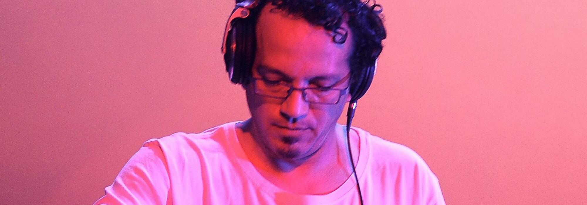 A Mark Farina live event