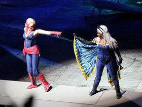 Advertisement - Tickets To Marvel Universe Live