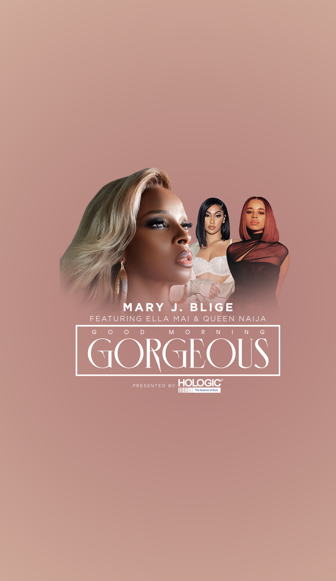 A Mary J. Blige live event