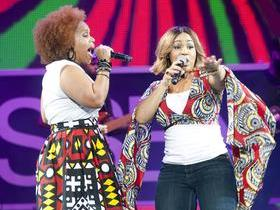 Mary Mary with Tasha Cobbs