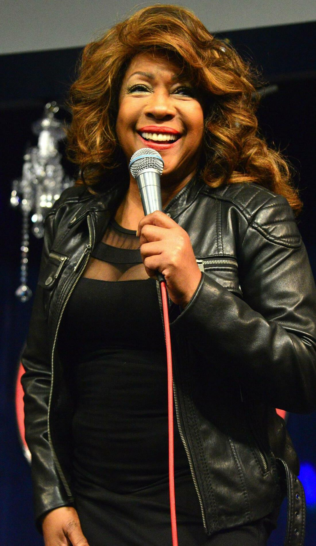 A Mary Wilson live event