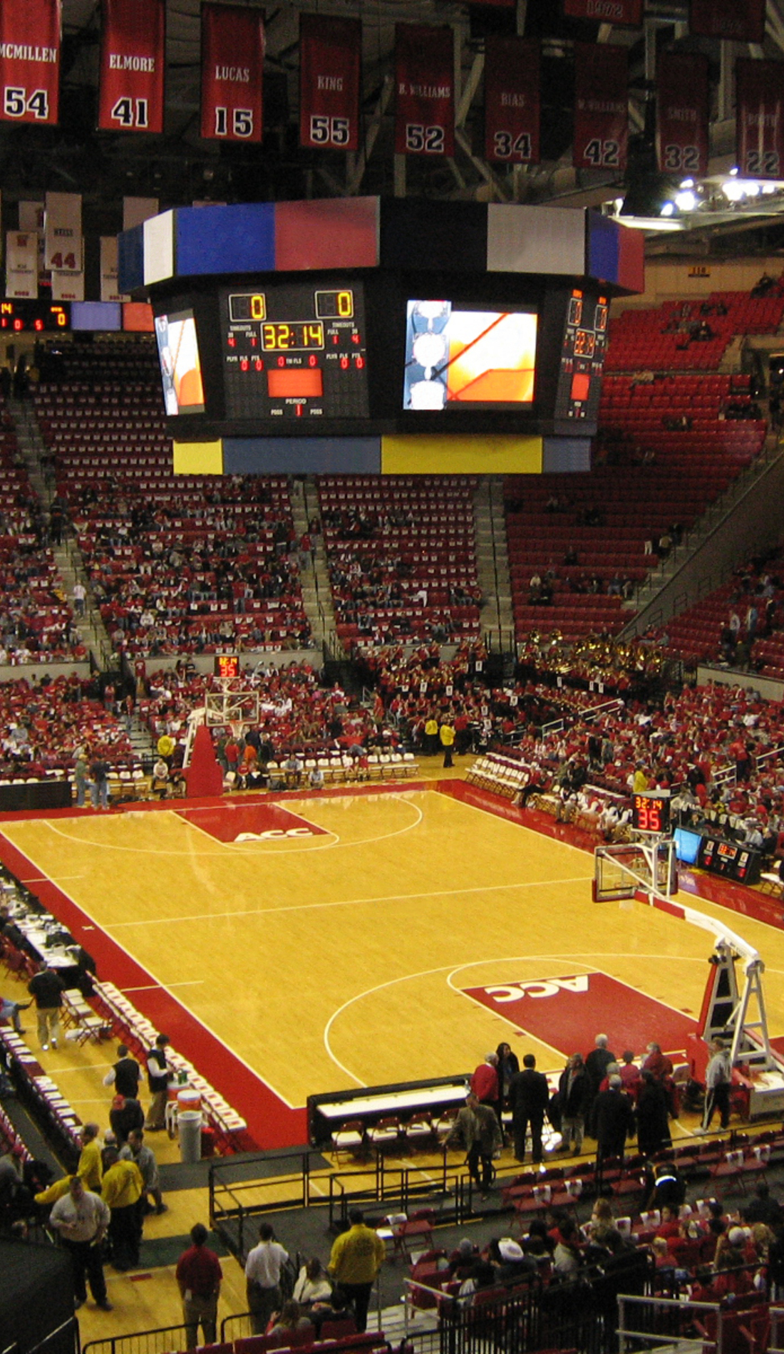 A Maryland Terrapins Basketball live event