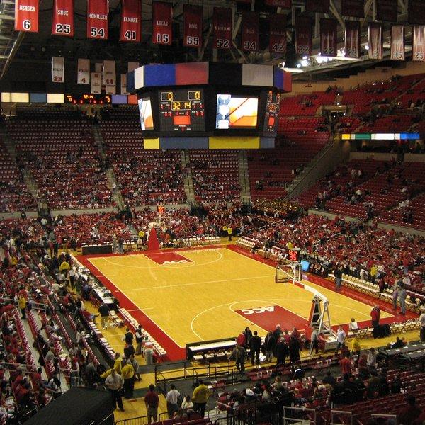 Maryland Terrapins Basketball