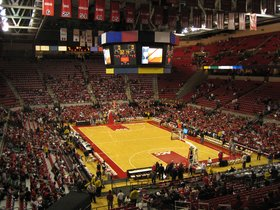 Maryland Terrapins at Northwestern Wildcats Basketball