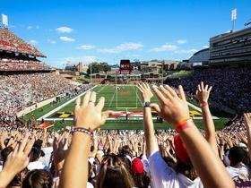 Ohio State Buckeyes at Maryland Terrapins Football