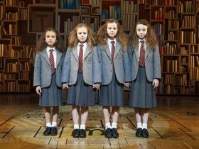 Matilda The Musical - Providence