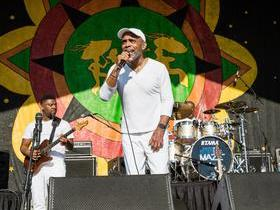 Frankie Beverly with Maze