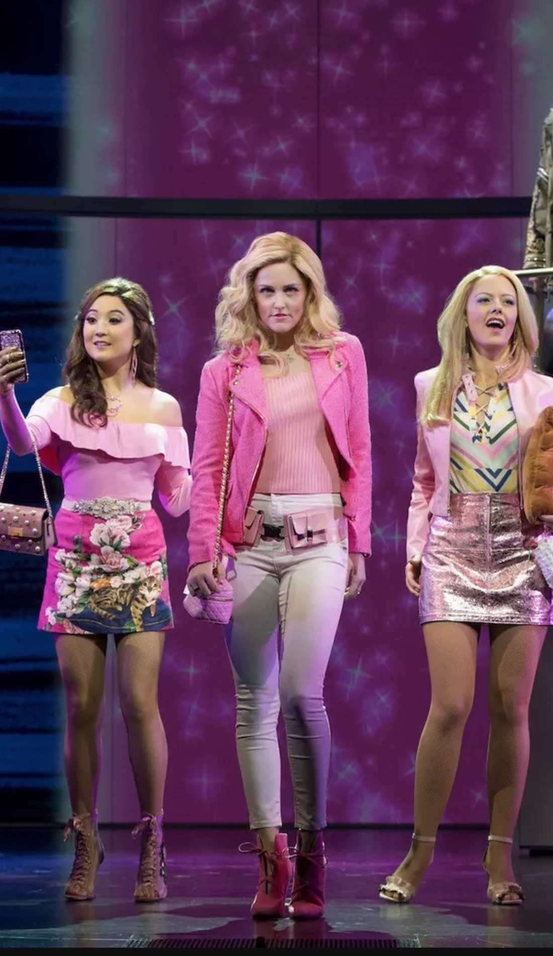 A Mean Girls live event
