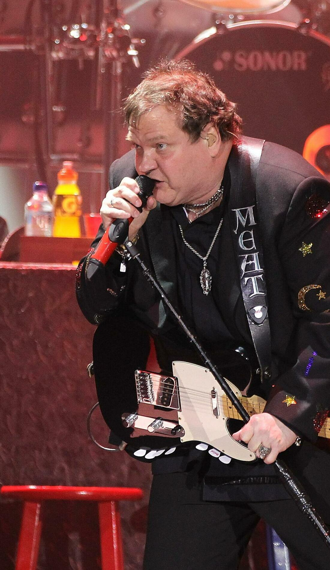 A Meat Loaf live event
