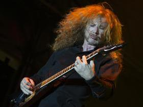 Megadeth with Meshuggah