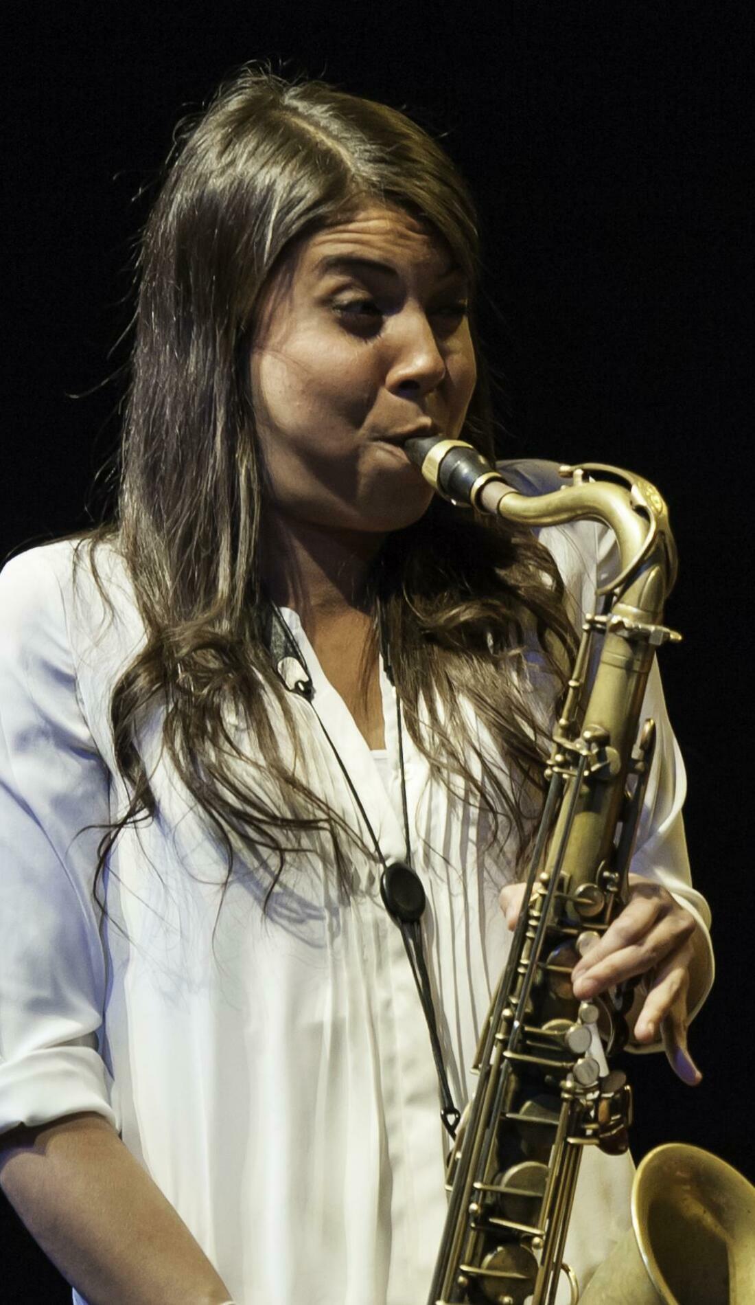 A Melissa Aldana live event