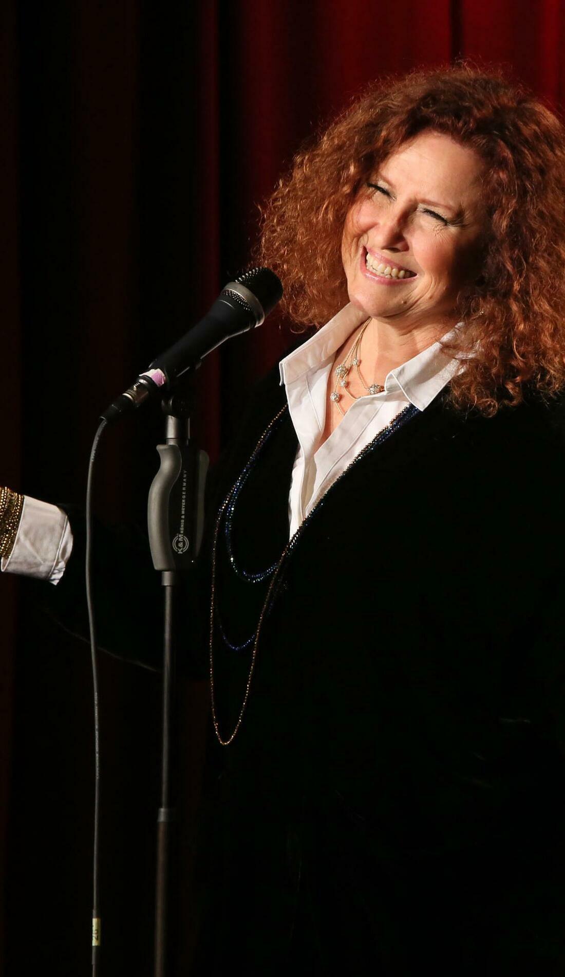 A Melissa Manchester live event