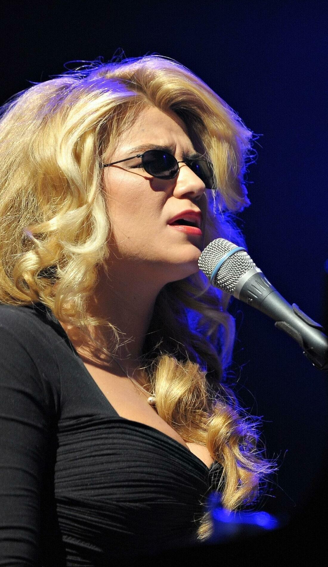 A Melody Gardot live event