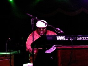 Melvin Seals with JGB